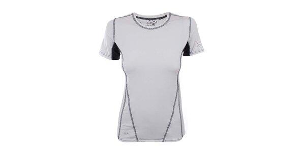 Dámske biele funkčné tričko Hannah