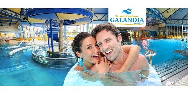 Aquapark Termál Centrum GALANDIA