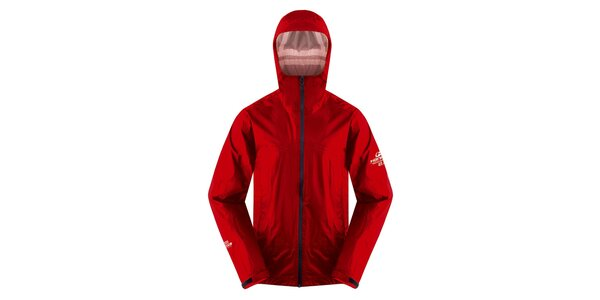Pánska červená ľahká bunda Hannah