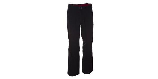Pánske priedušné nohavice Kilpi - čierne