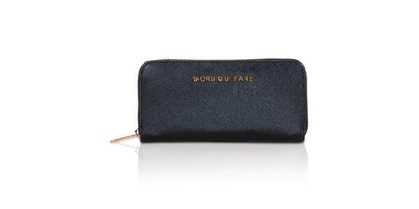 Dámska čierna peňaženka Giorgio di Mare