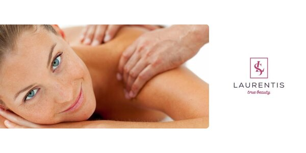 Relaxujte a uvoľnite si chrbát na 45 minútovej masáži. Výber zo 4 druhov