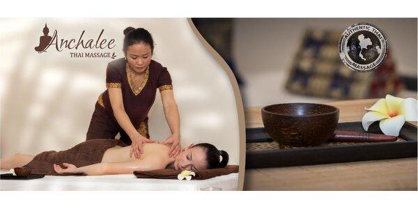 Thajská relaxačná masáž OIL & FOOT