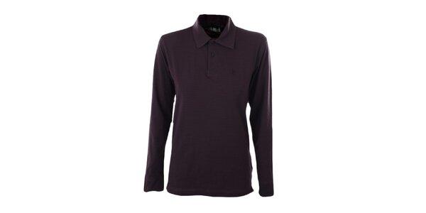 Dámske fialové polo tričko Pietro Filipi