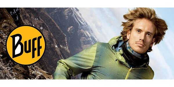 Multifunkčná šatka Buff® Original za fantastickú cenu 13 €