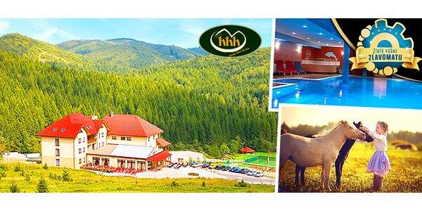 Wellness pobyt v Horskom hoteli na 3-4 dni
