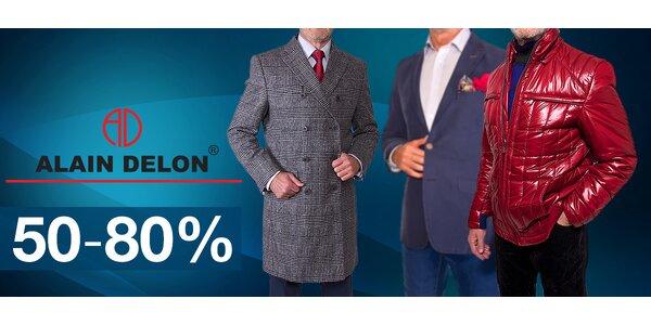 Zľava od 50 - 80% na vybrané modely Alain Delon