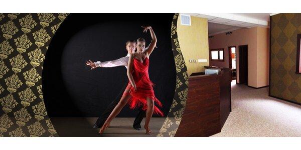Kurzy spoločenských tancov v novootvorenom centre