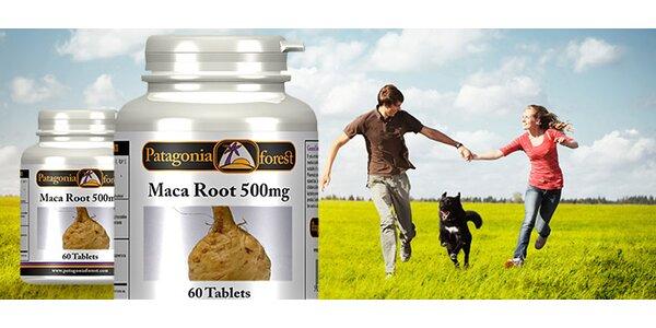 Tablety Maca - podávajte najlepšie výkony