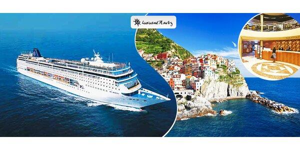 Luxusná plavba loďou: Spoznajte krásy Malty!