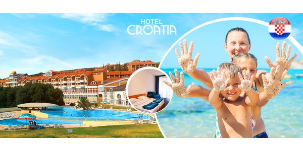 Dovolenka na Istrii s All Inclusive + 2 deti zdarma