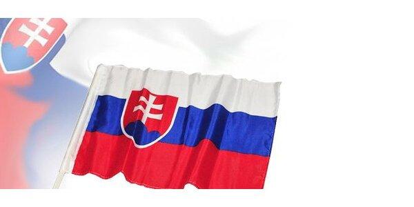 Autovlajka Slovensko s dopravou v cene