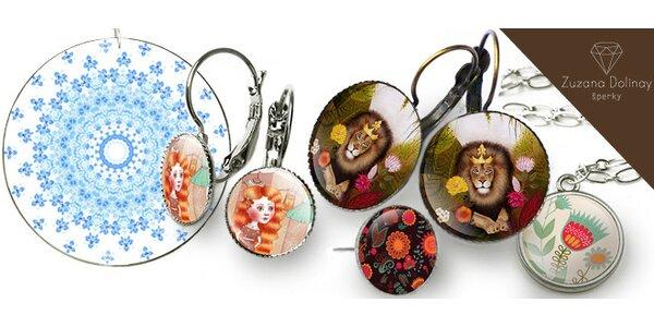 Handmade šperky - 300 motívov, 9 druhov