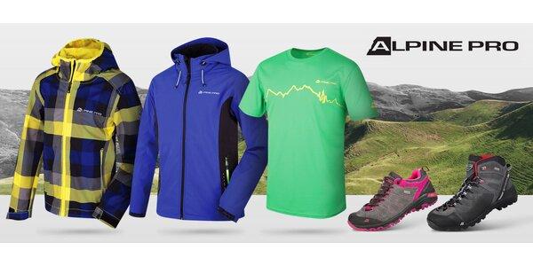 Zľava 25 % na tovar v predajniach Alpine Pro