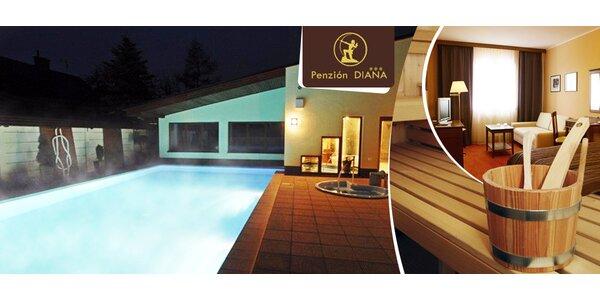 Letný pobyt s wellness a bazénom v Piešťanoch