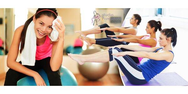Pilates - cvičenie, na ktorom fičia celebrity