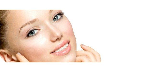 Profesionálne kozmetické ošetrenie: Ultrazvukové čistenie + maska + galvanizácia