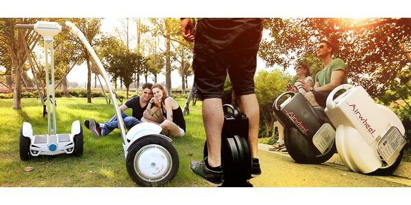 Airwheel - revolúcia v pohybe