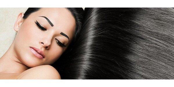 Oživte vaše vlasy argánovou kúrou alebo farbou s kompletnou regeneráciou