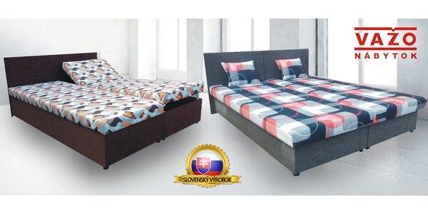 Variabilné manželské postele