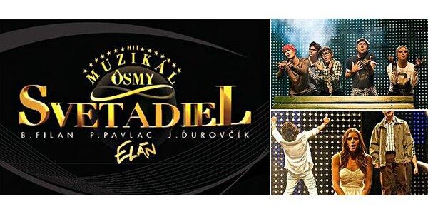 Rozlúčkové turné muzikálu Ôsmy svetadiel