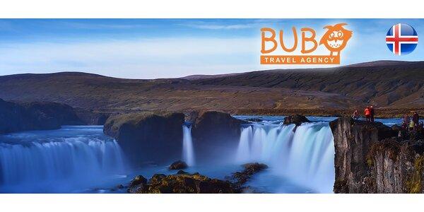 Eurokemping: ISLAND za 21 dní BUBO Travel Agency