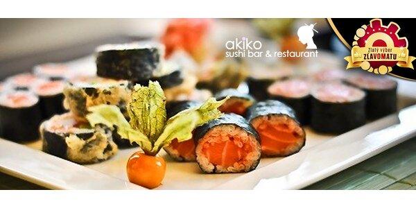Sushi Maki set (24 kúskov)