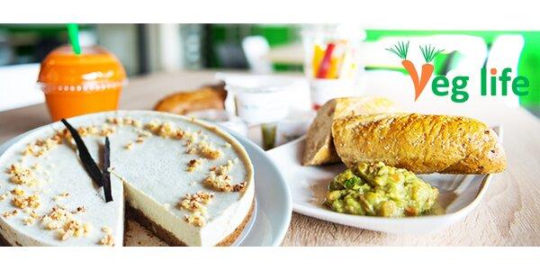 Naštartuje deň s vegetariánskymi raňajkami