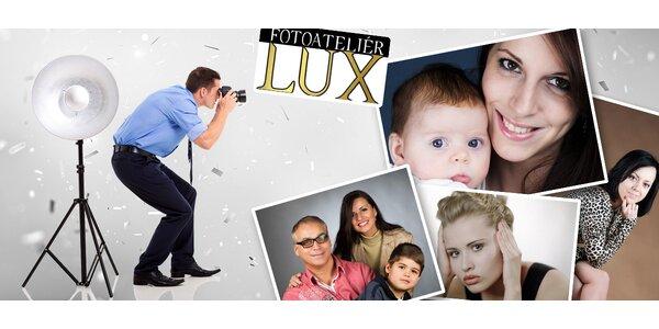 Profesionálne fotografovanie v ateliéri