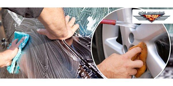 Vyberte si z množstva programov pre čisté auto