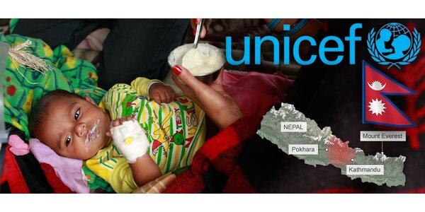 Pomoc obetiam zemetrasenia v Nepále