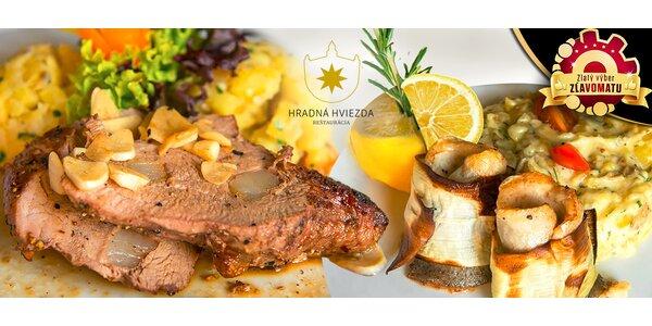 Oslávte promócie honosným obedom!