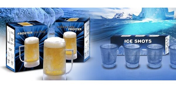 Samochladiace poháre