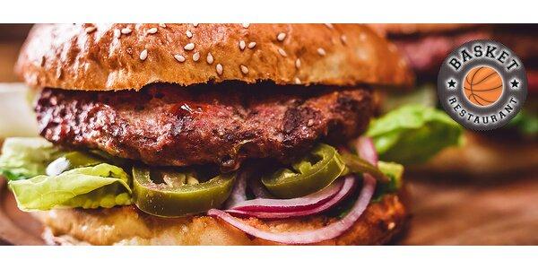 4 druhy domácich hamburgerov na výber