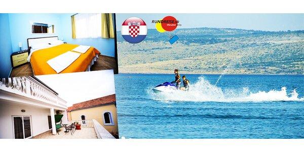 8 dní v Chorvátsku na Paklenickej Riviere