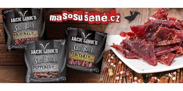 Sušené hovädzie mäso Jack Link's Small Batch