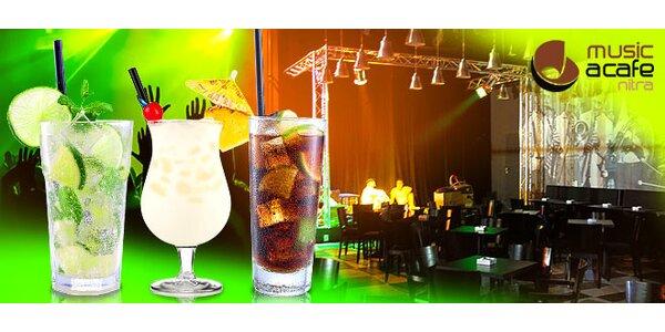 Miešané letné drinky: alko a nealko