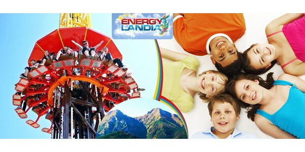Teenage ENERGY camp, 9-dňový tábor v Tatrách