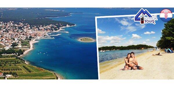 Nezabudnuteľná dovolenka v Chorvátsku