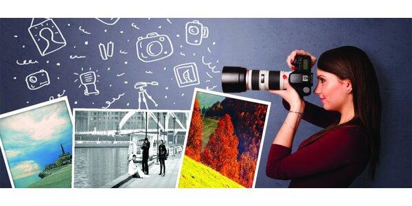 Tlač FOTO vo formáte A3 a A4