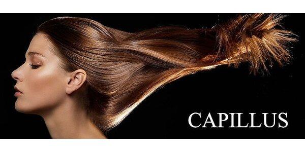 Profesionálny strih a ošetrenie vlasov