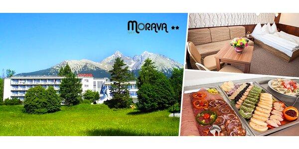 Pobyt v Tatranskej Lomnici, dieťa do 15 r. zdarma