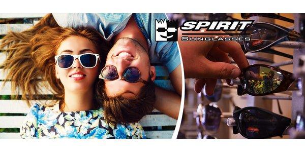 30% zľava na slnečné okuliare v SPIRIT SUNGLASSES