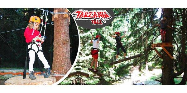 Zábava pre malých aj veľkých v Tarzánii Tále