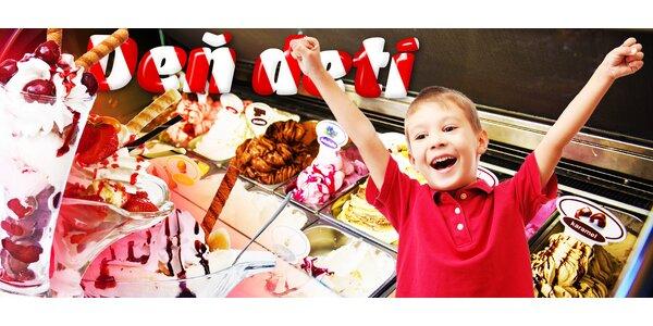 Akcia na MDD - super zmrzlina v Paradiso cafe