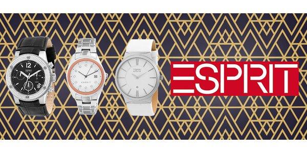Dámske značkové hodinky ESPRIT,16 druhov na výber