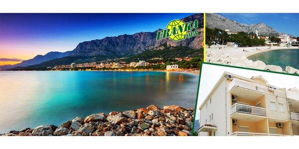 Chorvátsko s ubytovaním, polpenziou a dopravou za skvelú cenu