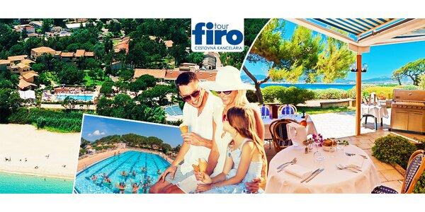 All inclusive dovolenka na Korzike, letecky