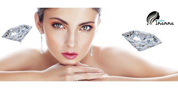 Diamantová Dermabrázia