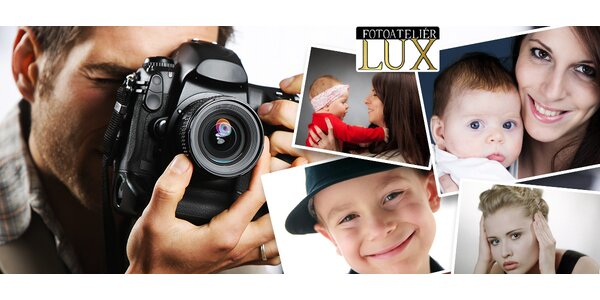 Profesionálne hodinové fotografovanie v ateliéri alebo v exteriéri